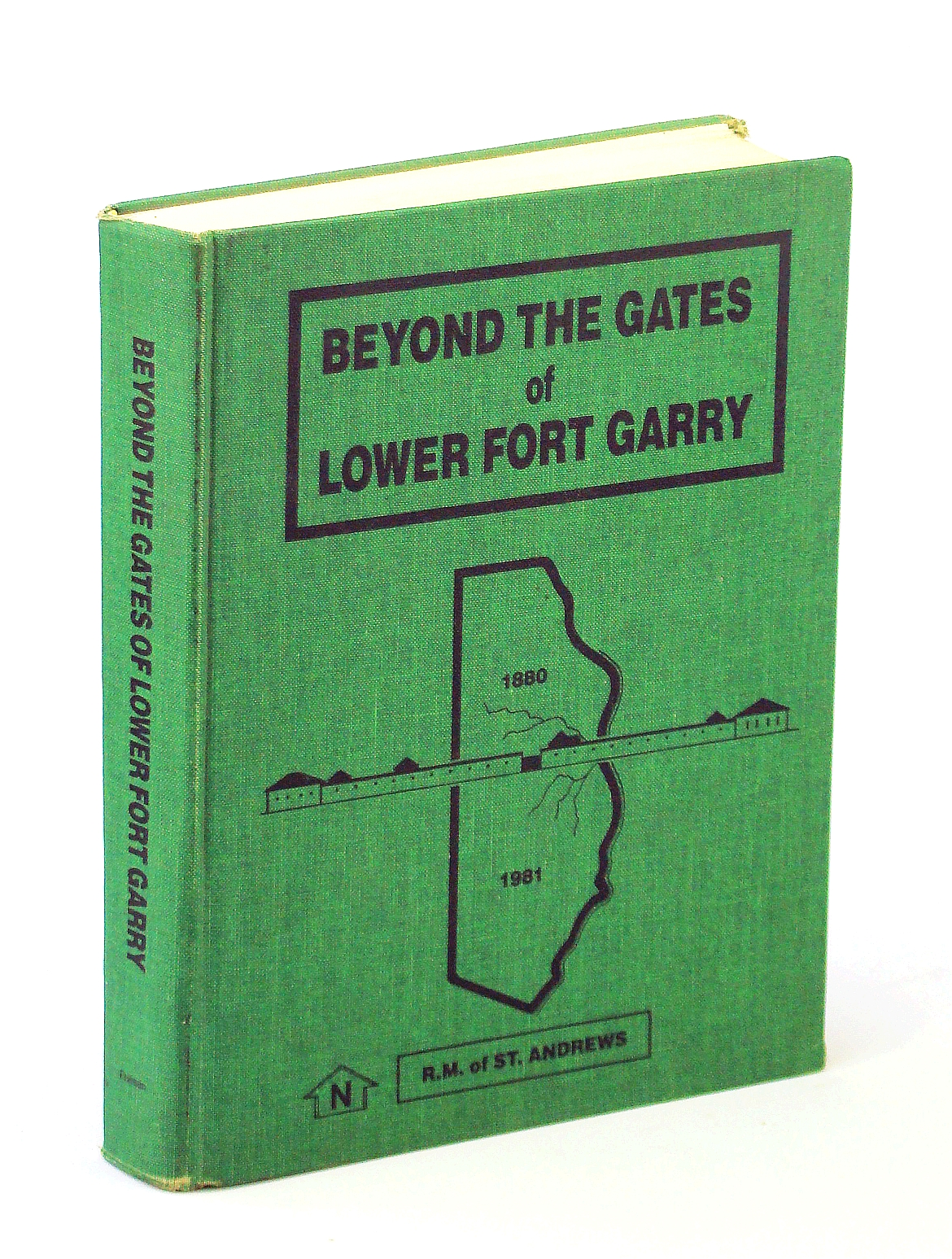 Image for Beyond the Gates of Lower Fort Garry