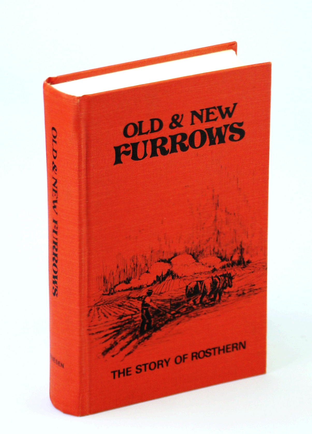 Image for Old & new furrows: The story of Rosthern