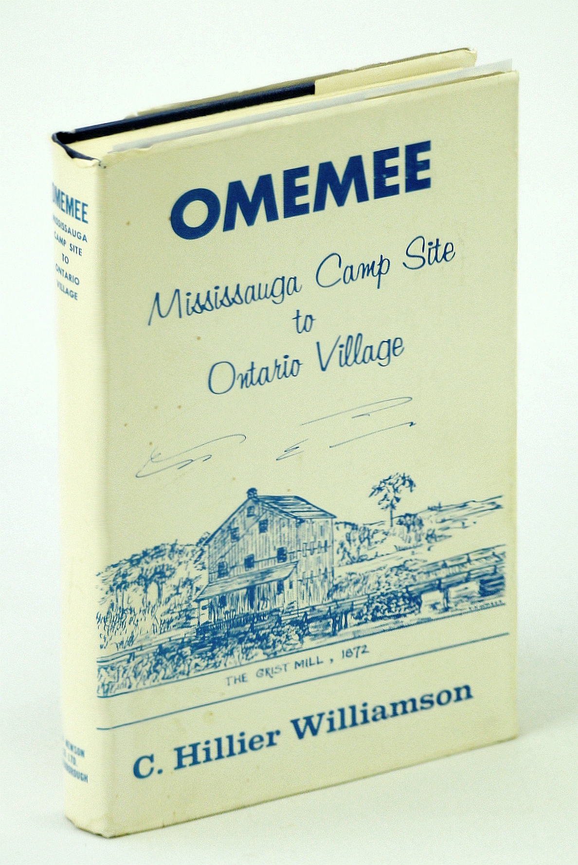 Image for OMEMEE: Mississauga Camp Site to Ontario Village