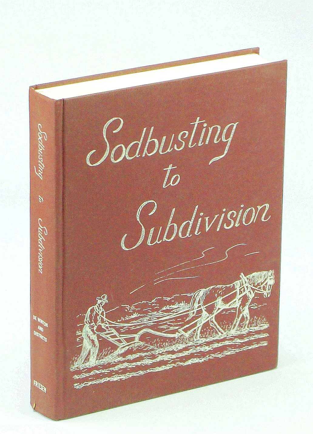 Image for Sodbusting to subdivision