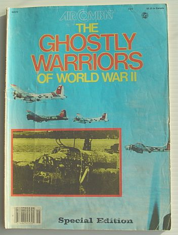 Image for Air Combat: The Ghostly Warriors of World War II - Special Edition