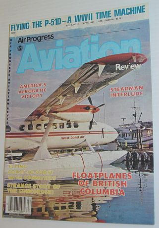 Image for Air Progress - Aviation Review Magazine: Vol.5, No. 2 April 1981