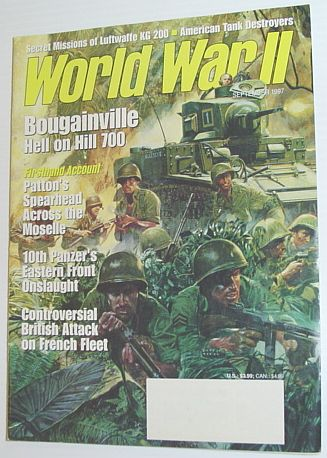 Image for World War II (2) Magazine, September 1997