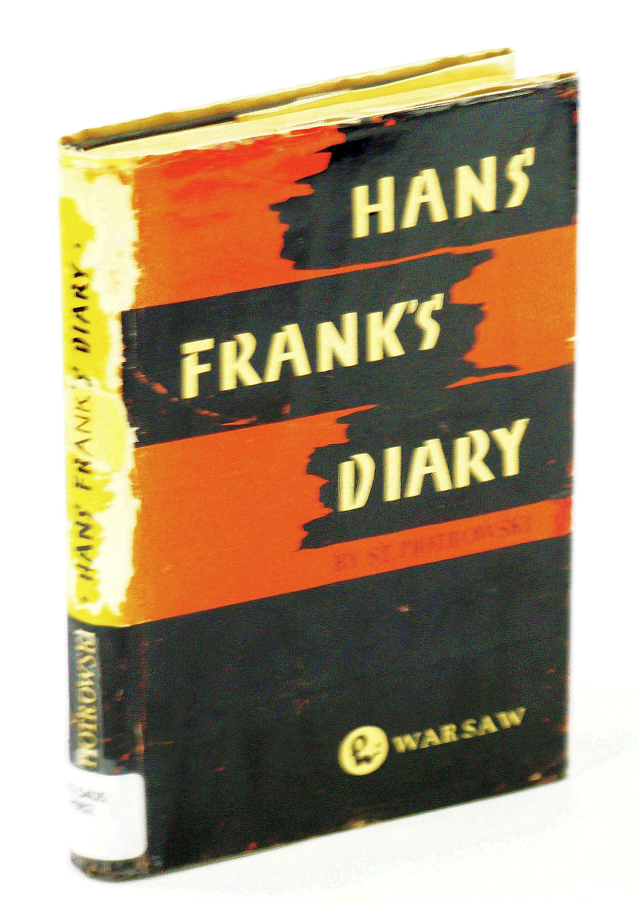 Image for Hans Frank's Diary