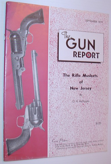 Image for The Gun Report: Volume XXIII No. 4, September 1977