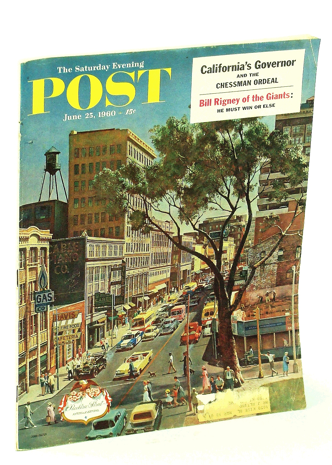 Image for THE SATURDAY EVENING POST~MAGAZINE~FEBRUARY 27 1960~
