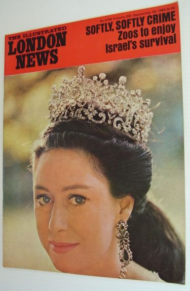 Image for The Illustrated London News Magazine - September 20, 1969 No 6790 Volume 255