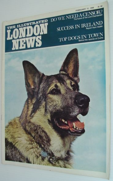 Image for The Illustrated London News Magazine - February 17, 1968