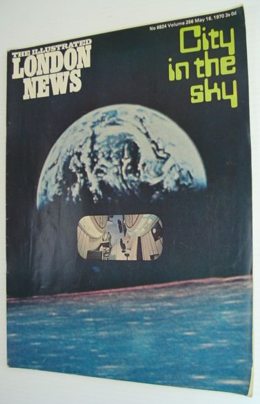 Image for The Illustrated London News Magazine - May 16, 1970 No 6824 Volume 256