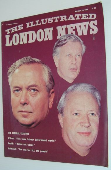 Image for The Illustrated London News Magazine - March 26, 1966