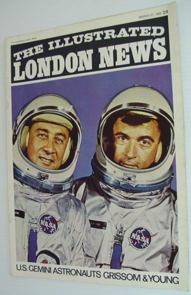 Image for The Illustrated London News - March 27, 1965