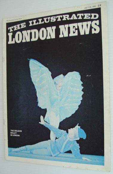 Image for The Illustrated London News - July 24, 1965