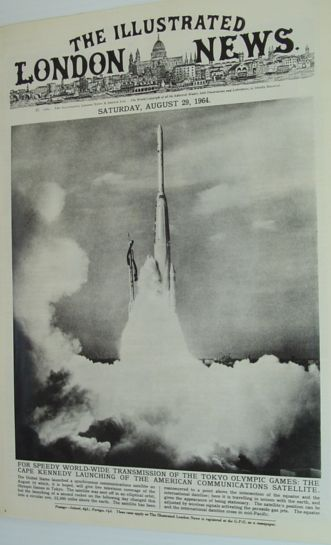 Image for The Illustrated London News - August 29, 1964