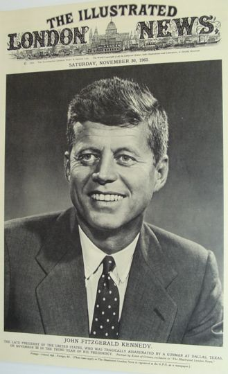Image for The Illustrated London News - November 30, 1963 *KENNEDY ASSASSINATION AND FUNERAL ISSUE*