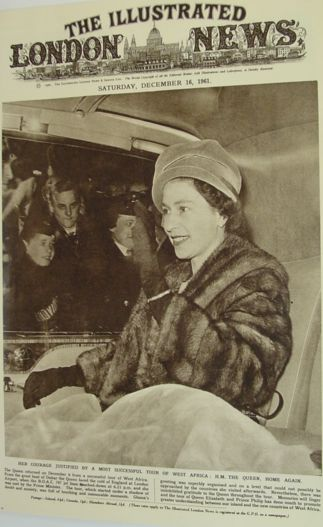 Image for The Illustrated London News - December 16, 1961