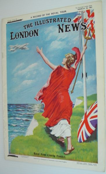 Image for The Illustrated London News - March 18, 1961: Royal Home-Coming Number
