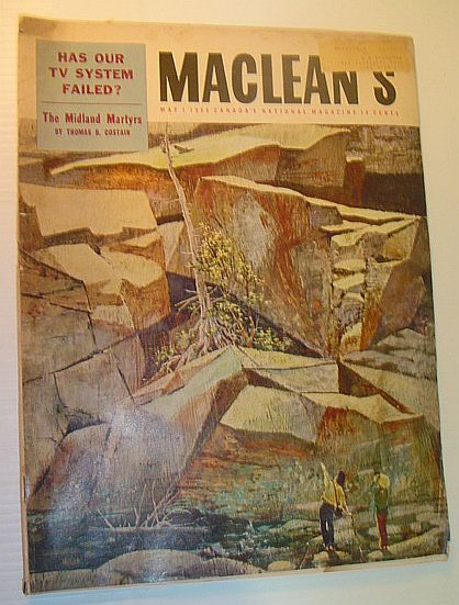 Image for Maclean's Magazine, 1 May 1954