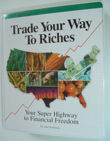 Image for Trade Your Way to Riches: Your Super Highway to Financial Freedom: Includes Four VHS Video Tapes and Booklet in Case