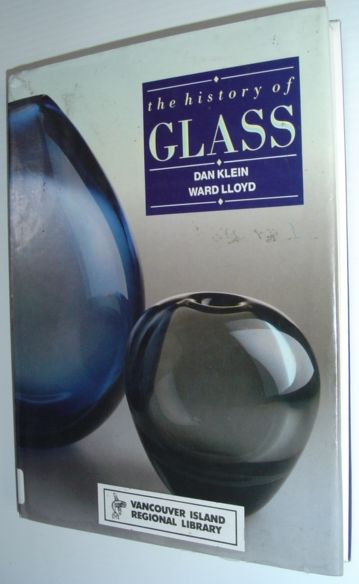 Image for The History of Glass