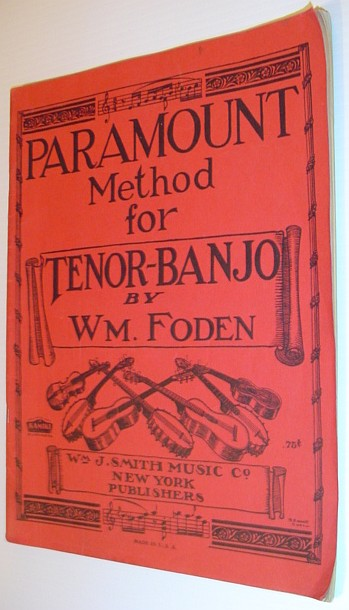 Image for Paramount Method for Tenor-Banjo