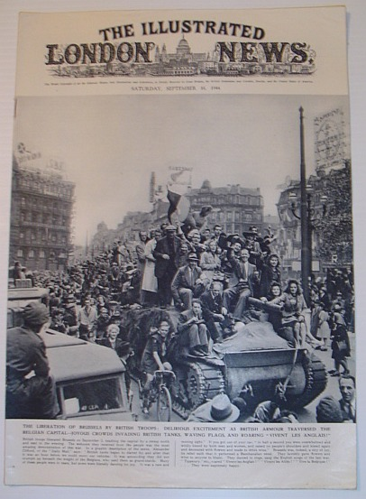 Image for The Illustrated London News, 16 September 1944