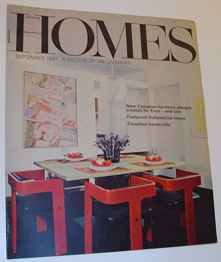 Image for Canadian Homes (A Section of the Canadian) - September 1967