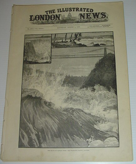 Image for The Illustrated London News: August 4, 1883
