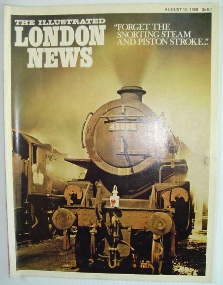 Image for The Illustrated London News - August 10, 1968