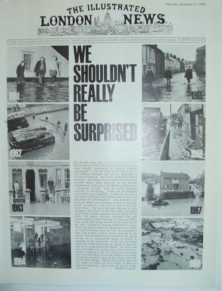 Image for The Illustrated London News - September 21, 1968