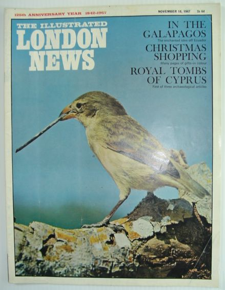 Image for The Illustrated London News - November 18, 1967