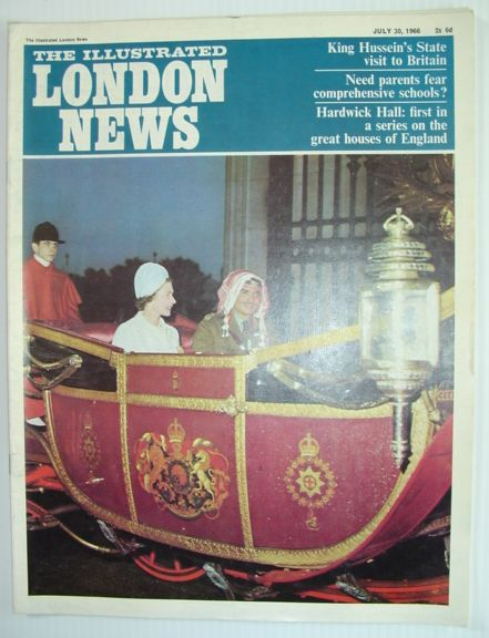 Image for The Illustrated London News - July 30, 1966