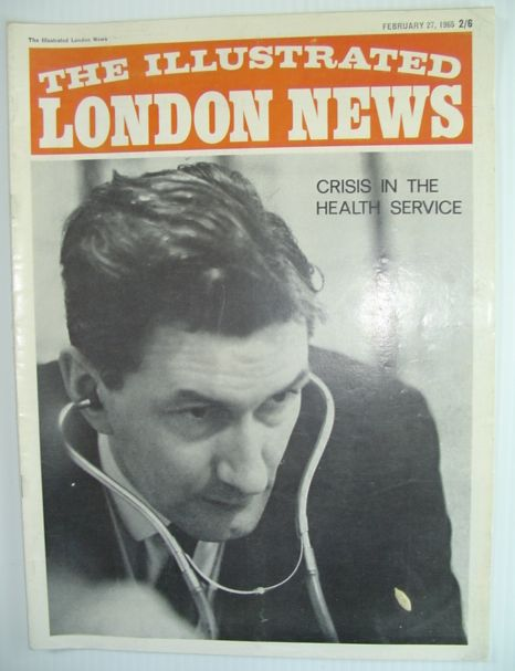 Image for The Illustrated London News - February 27, 1965