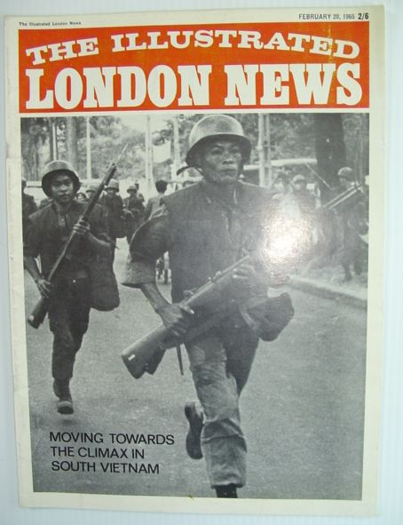 Image for The Illustrated London News - February 20, 1965