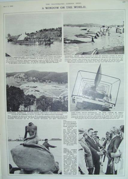 Image for The Illustrated London News - May 2, 1964