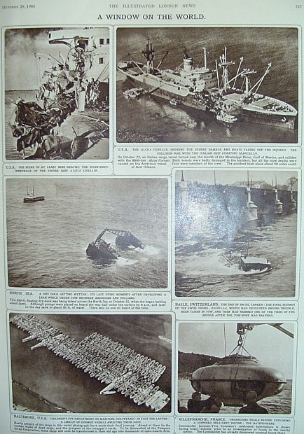 Image for The Illustrated London News - October 29, 1960