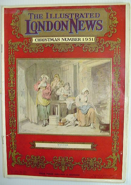 Image for The Illustrated London News - November 15, 1951 (Christmas Number 1951)