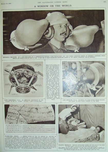 Image for The Illustrated London News - March 19, 1960