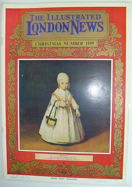 Image for The Illustrated London News - Christmas Number 1959