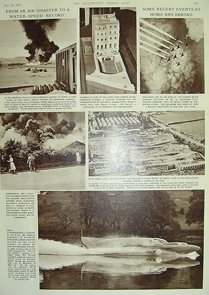 Image for The Illustrated London News - May 23, 1959