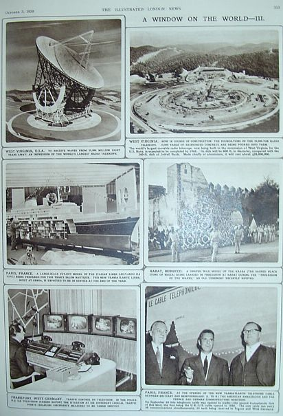 Image for The Illustrated London News - October 3, 1959