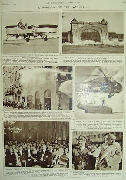 Image for The Illustrated London News: February 7, 1959