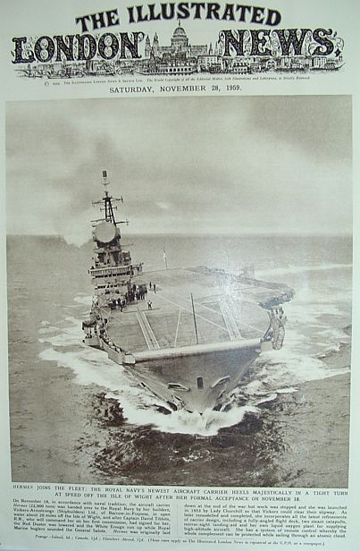 Image for The Illustrated London News: November 14, 1959