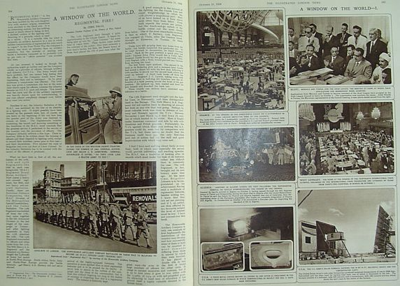 Image for The Illustrated London News - October 11, 1958