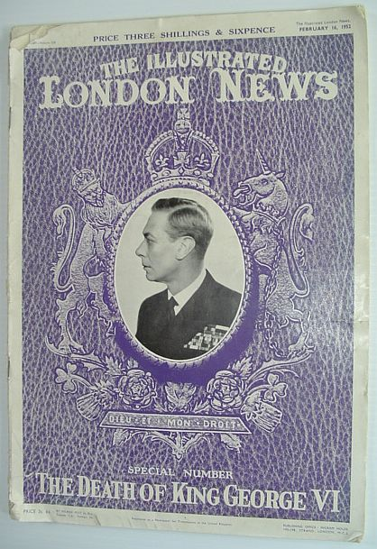 Image for The Illustrated London News - February 16, 1952