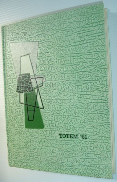 Image for The Totem 1961- Yearbook of the University of British Columbia