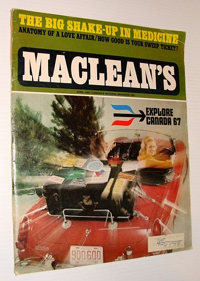Image for Maclean's Magazine, April 1967