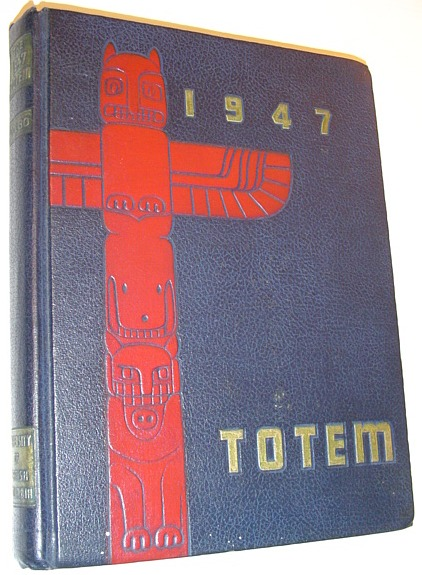 Image for The Totem 1947 - UBC Student Yearbook: Volume 30