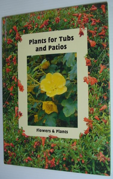 Image for Plants for Tubs and Patios