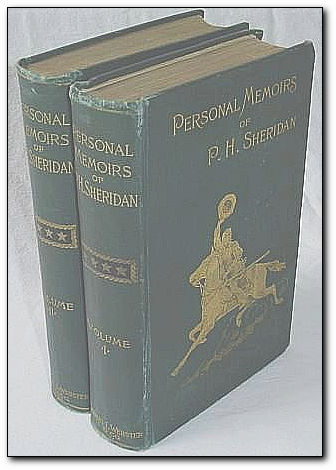 Image for Personal Memoirs of P.H. Sheridan: Complete in Two Volumes