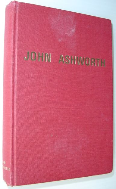 Image for John Ashworth - His Life and Strange Tales